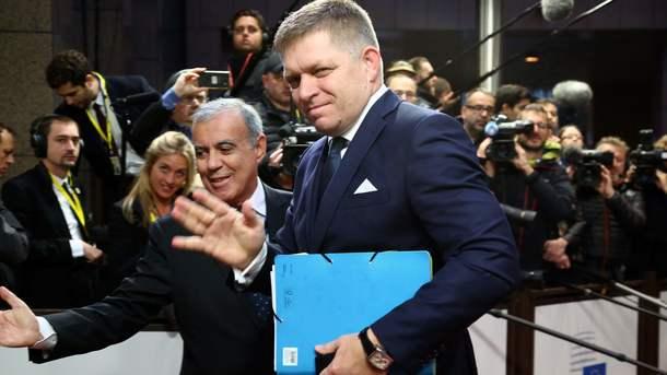 Роберт Фицо. Фото: AFP
