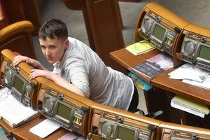 Савченко призналась, что пришла в Раду с оружием