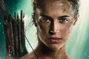"Не Джоли, но и не хуже: рецензия на фильм ""Tomb Raider: Лара Крофт"" с Алисией Викандер"