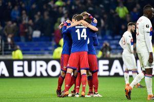 ЦСКА остался единственный российским клубом в еврокубках