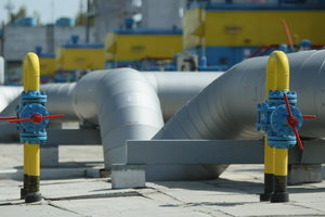 """""""Газпром"""" впервые с начала года выполнил обязательства по транзиту"""