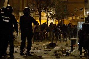 В Мадриде вспыхнули массовые беспорядки: опубликованы фото