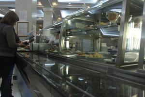 Геращенко попросила министров пообедать в Раде
