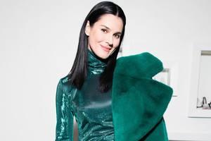 Машу Ефросинину сравнили с Моникой Белуччи на обложке модного глянца