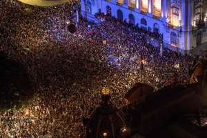 In Brazil, mass protests broke out after the assassination of politician