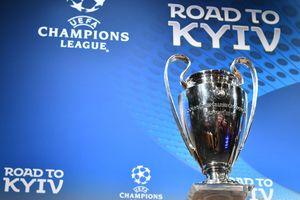 Результаты жеребьевки 1/4 финала Лиги чемпионов: Зидан против бывшего клуба и английское дерби