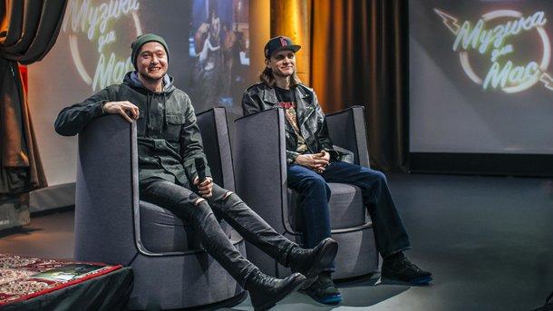 Андрей Хлывнюк и Валентин Матиюк говорили о винилах