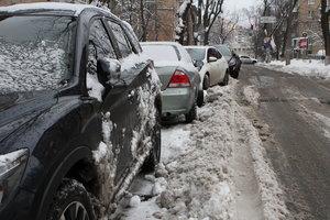 Из-за циклона в Киев ограничат въезд крупного транзитного транспорта