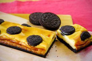 Рецепт дня: японский чизкейк из творога и печенья