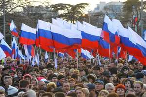 Россиян не допустят к выборам президента РФ на территории Украины – Аваков (дополнено)