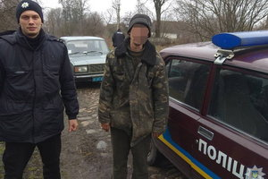 In Vinnytsia region the man killed his wife with a shovel