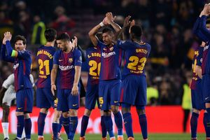 Онлайн результаты матчей 29 тура чемпионата Испании