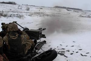 На Донбассе боевики снова нарушили перемирие
