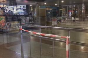 В Киеве на центральном вокзале мужчину ударили ножом в лицо
