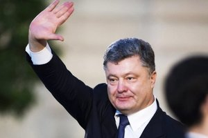 Poroshenko: Crimeans sooner or later will go to the Ukrainian elections in Crimea