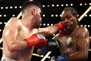 Карлос Рамирес завоевал вакантный титул WBC в весовой категории Постола