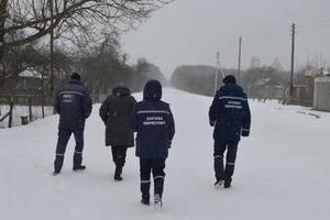 Непогода обесточила более 130 населенных пунктов в 8 областях Украины