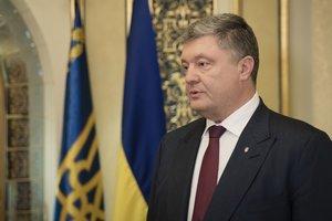 Порошенко: Международные партнеры Украины не признают выборы президента России в Крыму