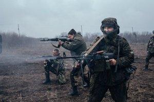 The militants fired rocket-propelled grenades VSU positions near Avdeevka