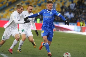 A review of the match Dynamo - Vorskla - 4:0