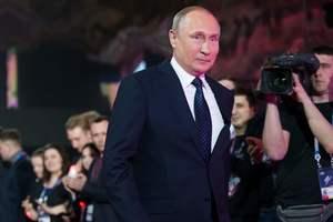 Выборы в России: после обработки половины бюллетеней лидирует Путин