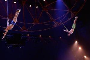 Артист Cirque du Soleil разбился насмерть во время выступления