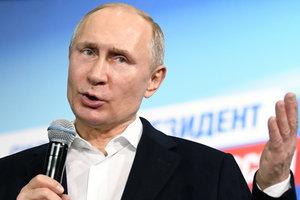 """""""Чушь, бред, нонсенс"""": Путин прокомментировал отравление Скрипаля"""