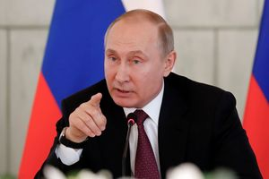 """Путин назвал недопуск россиян на избирательные участки в Украине """"безобразием"""""""