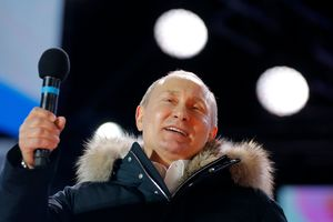 Путин побил рекорд поддержки избирателей - ЦИК РФ