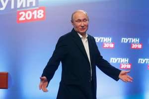 """""""Выборы Путина"""" прошли по плану"""