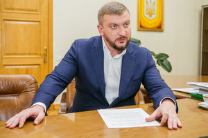 Currency and removable flat: Minister Petrenko showed a tax return