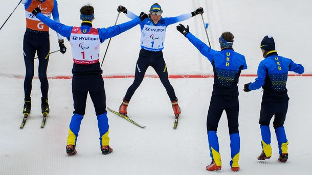 Украинские паралимпийцы получили валютные вознаграждения