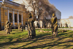 The women at the historical Museum of the Dnieper will assign QR codes