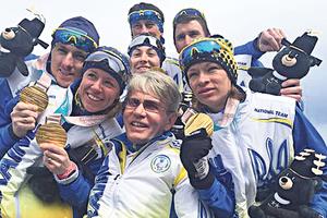 Паралимпиада: четверо спортсменов из Харькова завоевали в Корее 14 медалей