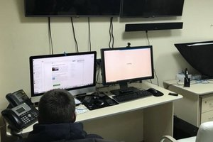 In Odessa, the mobile operator was working on the Russian security services