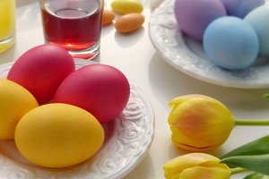 Easter eggs: history and present of the main symbol of Easter