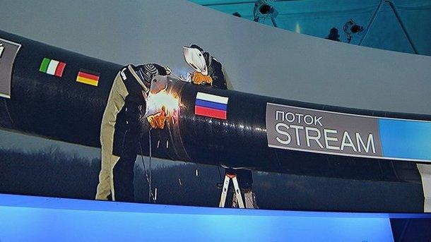 Практически 1 000 км: «Газпром» отчитался оходе возведения морской части «Турецкого потока»