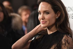 Angelina Jolie said that she was not happy with their appearance
