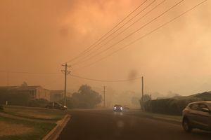 Australia's raging wildfires