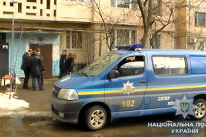 In Odessa, the husband killed his wife because of jealousy