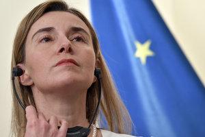 Могерини объяснила, чего в ЕС ждут от Украины
