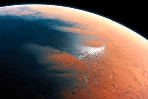 Ученые выяснили, когда на Марсе появились океаны