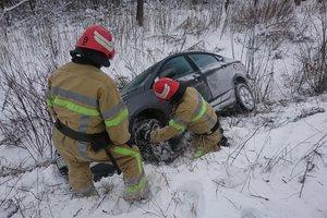 На Буковине из-за непогоды на дорогах застряли около 140 автомобилей
