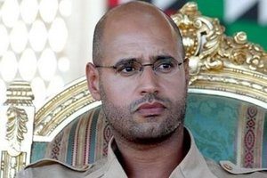 Сын Каддафи выдвинул свою кандидатуру в президенты Ливии