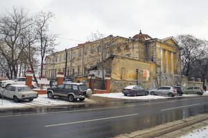 Одесскую инфекционную больницу ждет ремонт на 17 млн