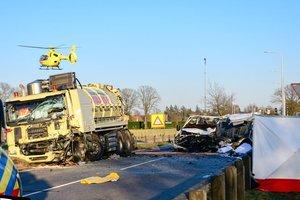 Жуткая ДТП в Нидерландах: пятеро погибших и пятеро раненых