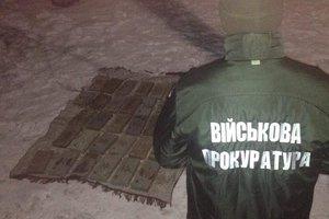 В Чернигове задержан предатель, который продавал танковую защиту