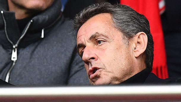 Николя Саркози. Фото AFP