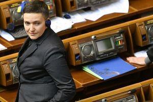 """Савченко """"взорвала"""" Раду: появился провокационный ролик"""