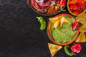 Как приготовить мексиканский соус гуакамоле